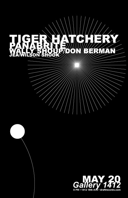 5/20 Tiger Hatchery Seattle
