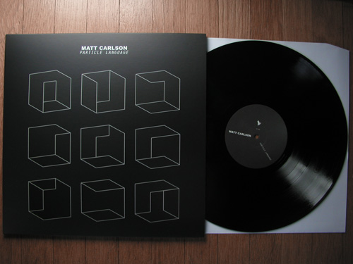 Matt Carlson, Particle Language LP